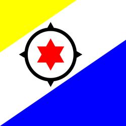 Bonaire Flag Icon