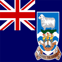 Falkland Islands Flag Icon