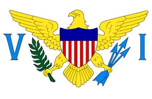 Virgin Islands US Flag Icon