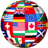 globe countries icon
