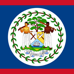 Belize Flag Icon