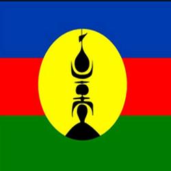 New Caledonia Flag Icon