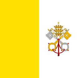 Vatican City Flag Icon