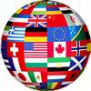 globe countries icon
